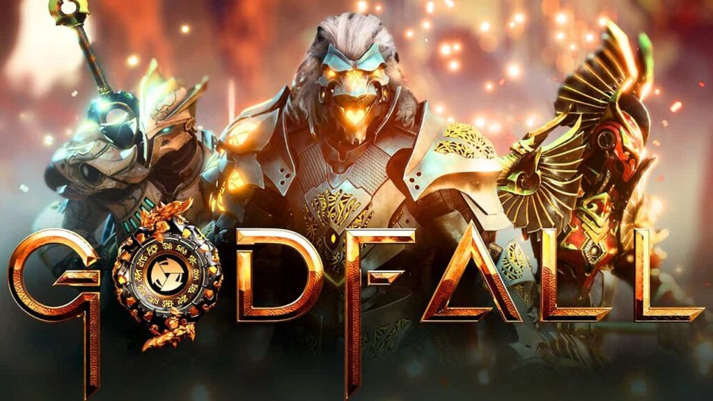 #PS5Reveal: Gearbox Unveils #GodFall Gameplay Trailer