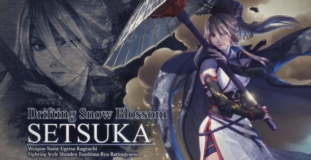 Setsuka Makes Her Return In Soul Calibur VI