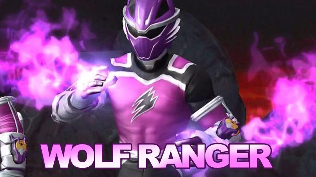 RJ The Wolf Ranger Enters Power Rangers Battle For the Grid