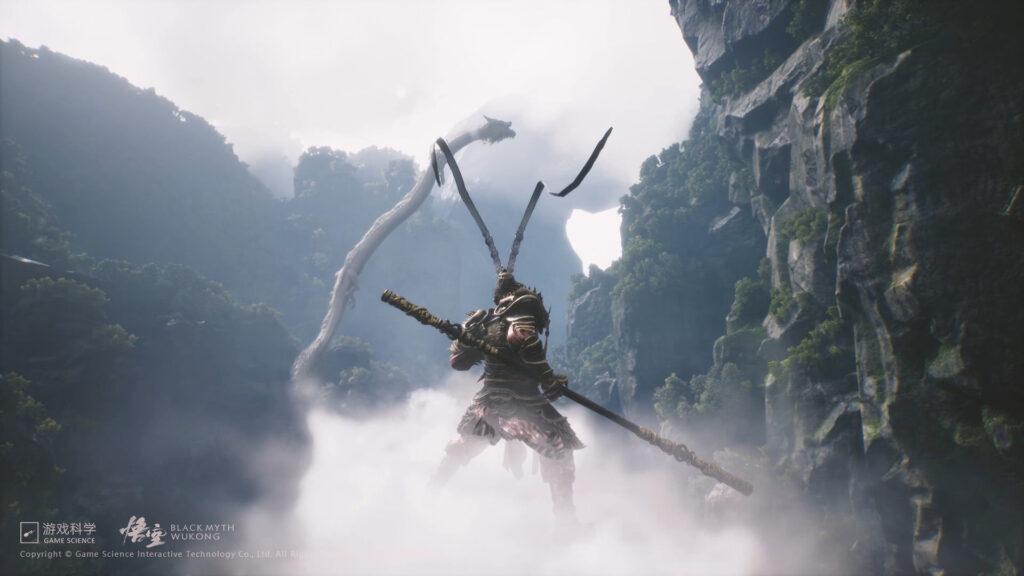 Chinese Action RPG Black Myth: Wu Kong Revealed