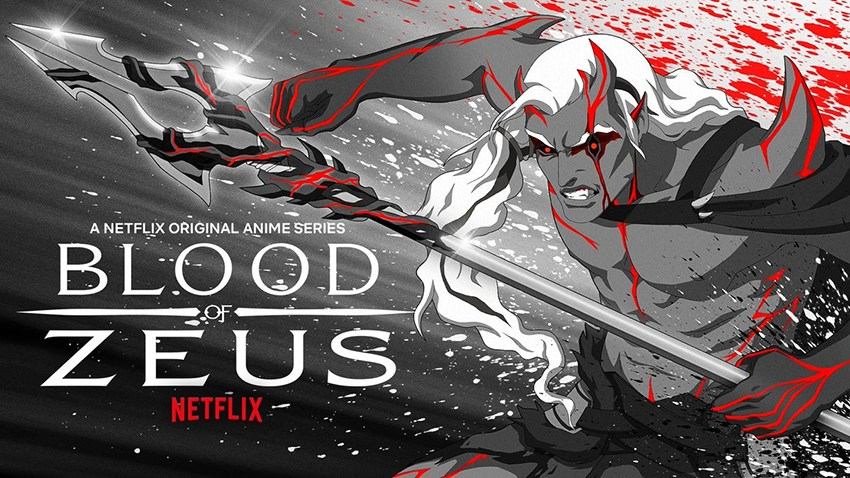 Powerhouse Animation Studios Debut New Netflix Series Blood of Zeus