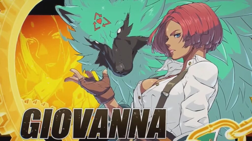 Guilty Gear Strive Adds Newcomer Giovanna