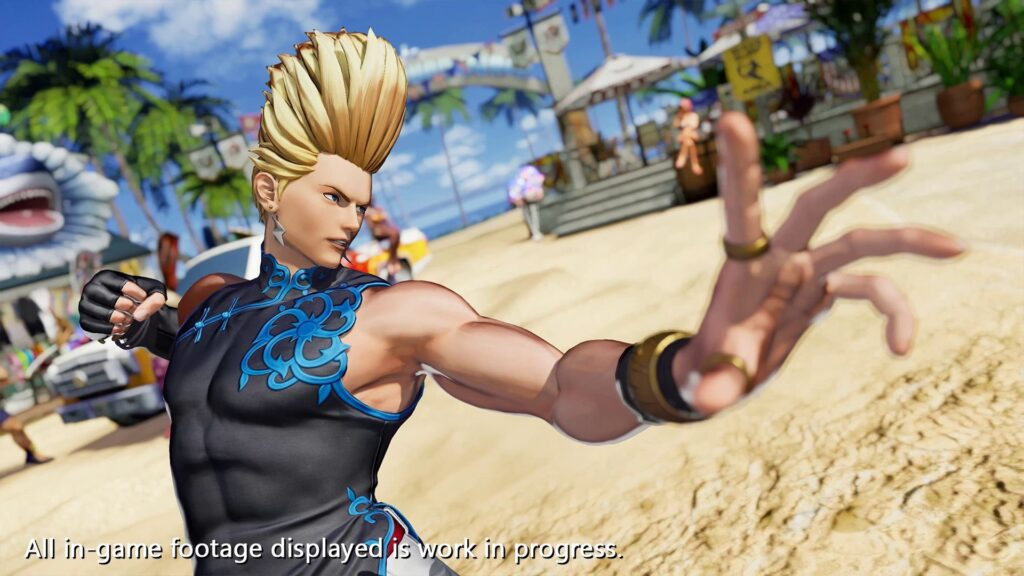 King of Fighters XV Reveal Trailer