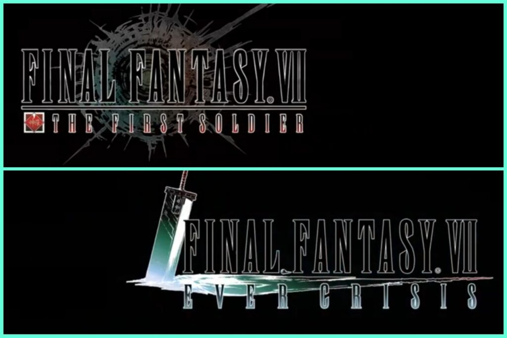 SquareEnix Unveils Final Fantasy VII Ever Crisis & First Soldier for iOS and Android