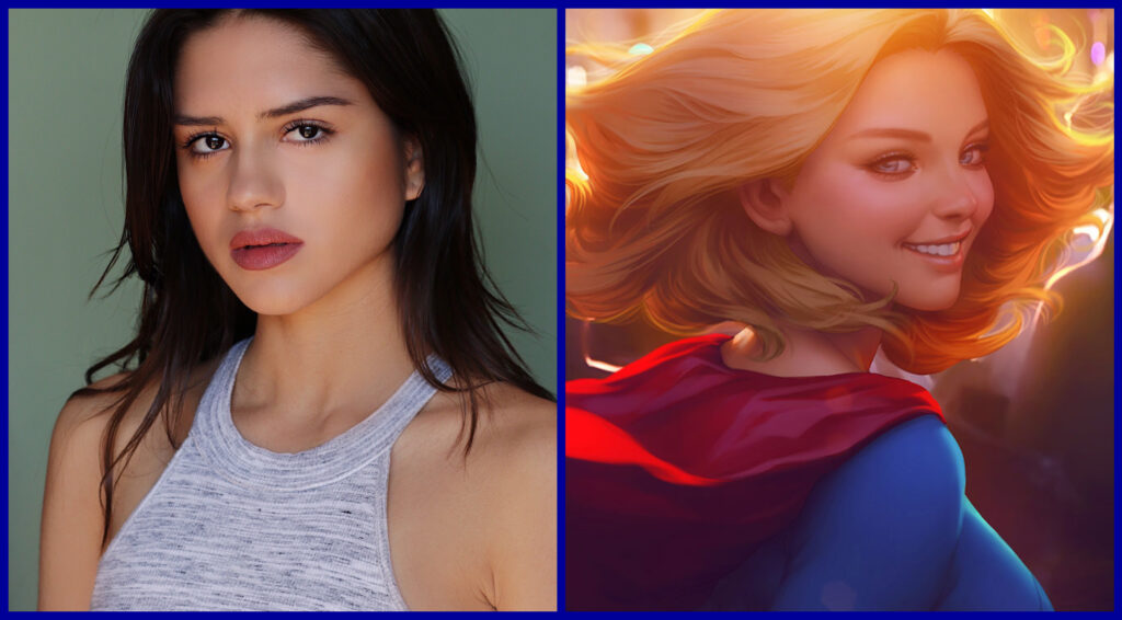 Soap Star Sasha Calle Cast As Supergirl for DC Extended Universe
