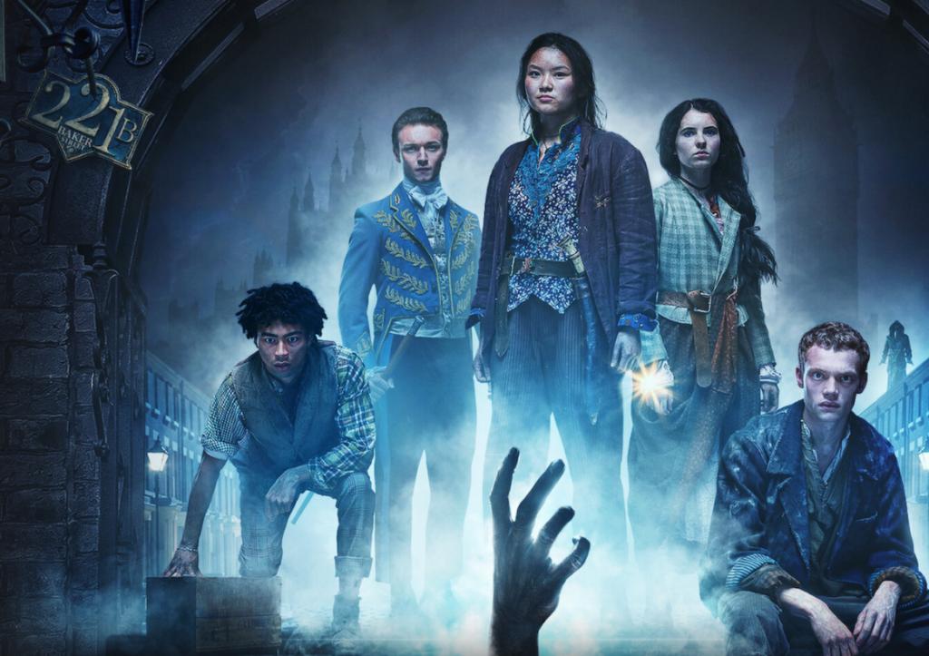 The Irregulars premieres on Netflix this week