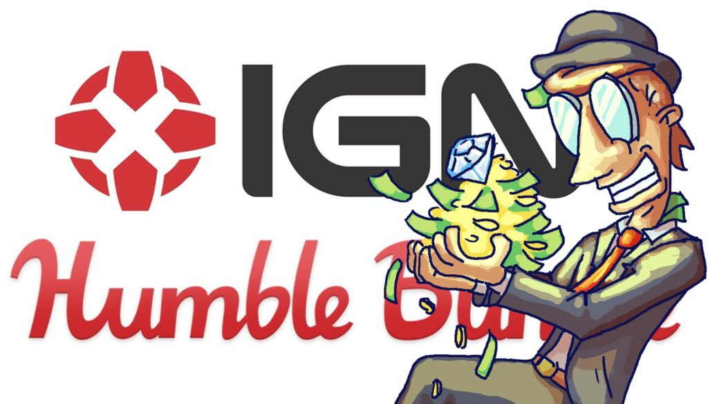 Humble Bundle's New Charity Split Isn't So Humble