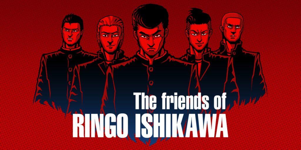 #IndieSpotlight: The Friends of Ringo Ishikawa