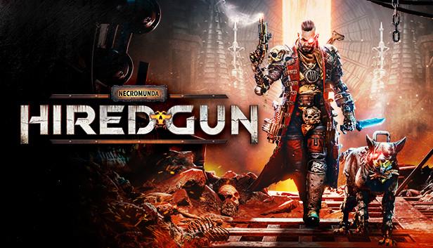 #IndieSpotlight: #Necromunda – Hired Gun