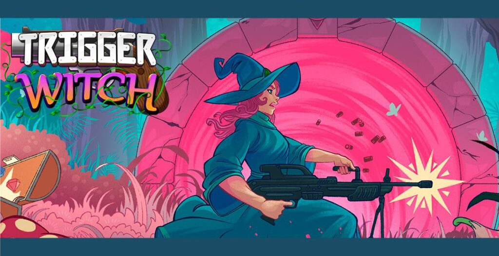 #IndieSpotlight: #TriggerWitch