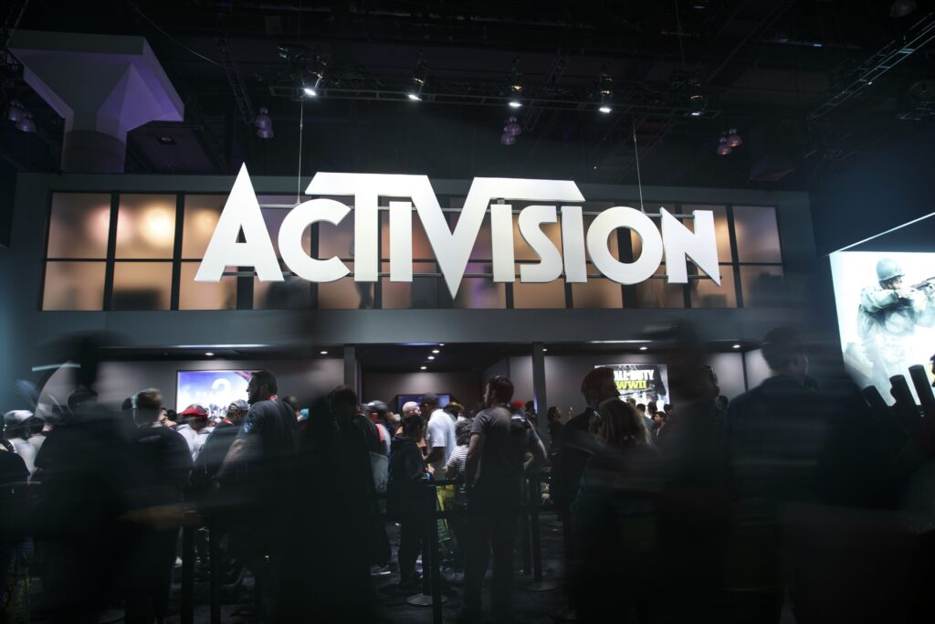 State of CA Files Lawsuit Against Activision For Sexual Misconduct & Discrimination