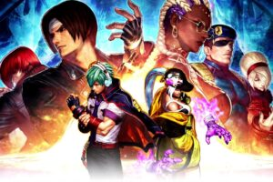 #GamesCom2021: King Of Fighters XV Launches February 2022