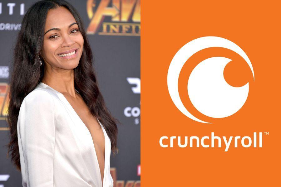 Zoe Saldana Project 'Dark Star Squadron' Heading to Crunchyroll