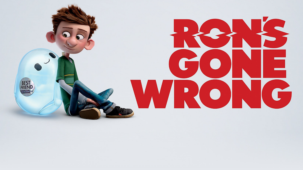 Ron's Gone Wrong Hits Theaters This October