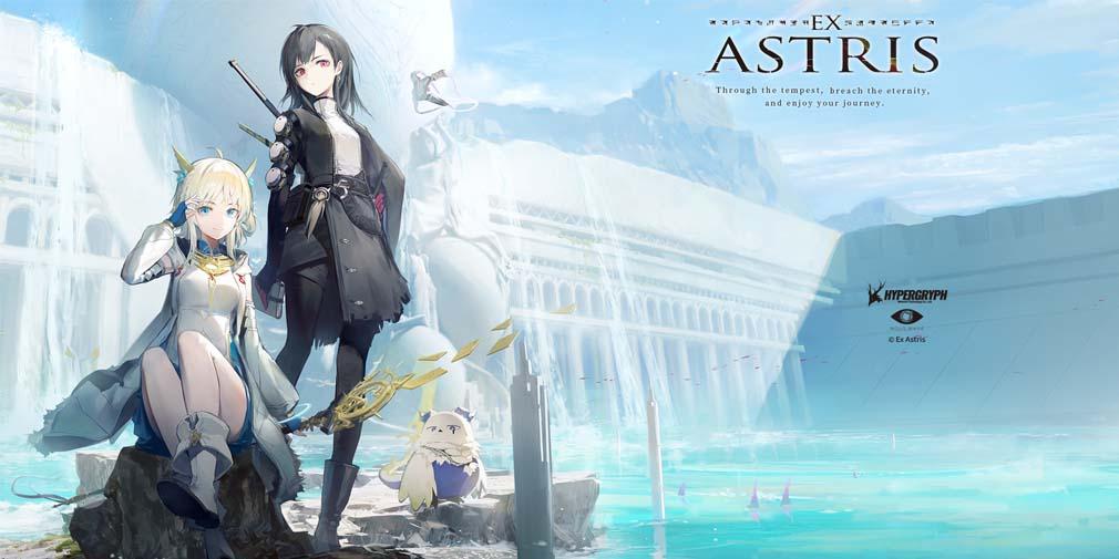 'Arknights' Developer Reveals Next Project 'Ex Astris'