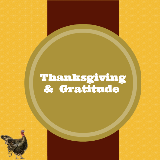Thanksgiving and Gratitude Quotes