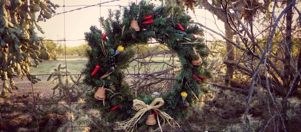 Southwestern Wreath by Celebrating Family FI