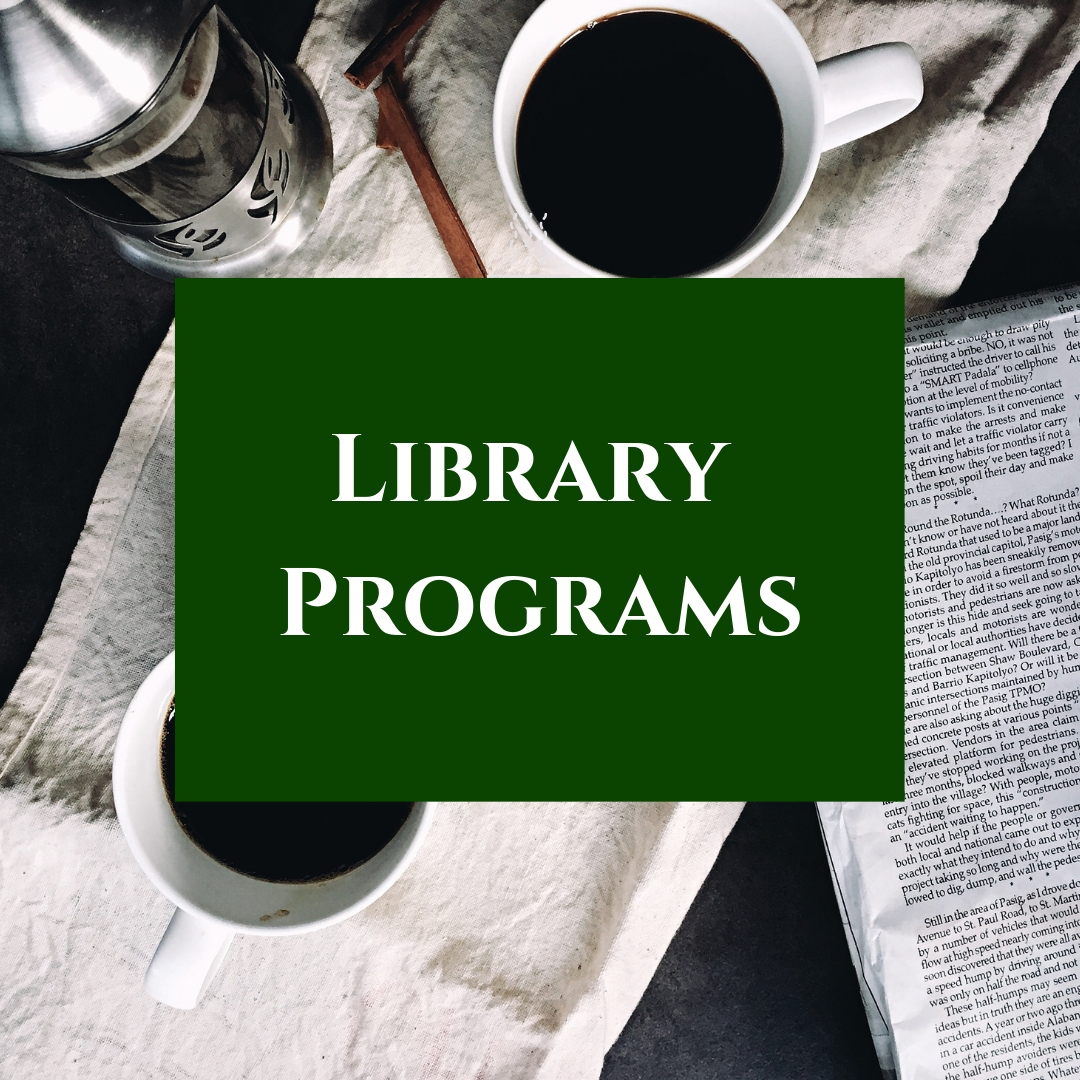 Click for information on programs.