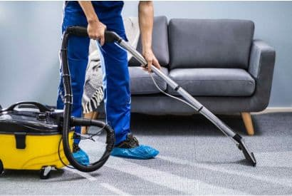 Commercial Rug Cleaning Service