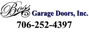 Boss Garage Doors Logo