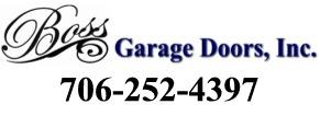 Boss Garage Doors Logo