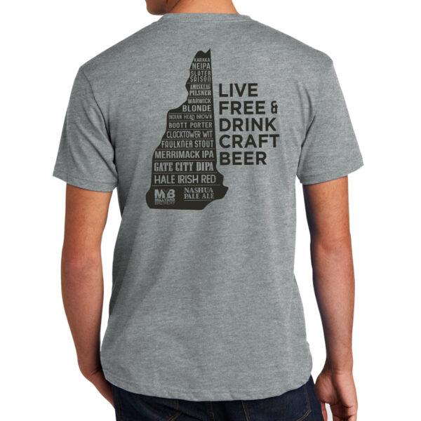 MYB Live Free & Drink T-Shirts