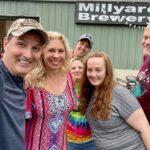 Dan Carter at Millyard Brewery