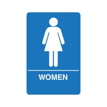 IS1003 – Women's ADA Restroom Sign