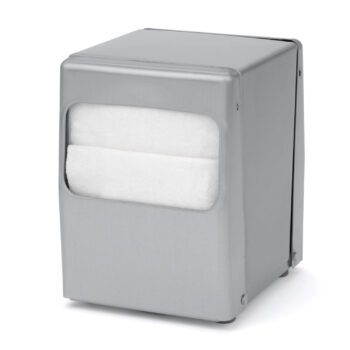 ND0045 – Table Top Low Fold Napkin Dispenser