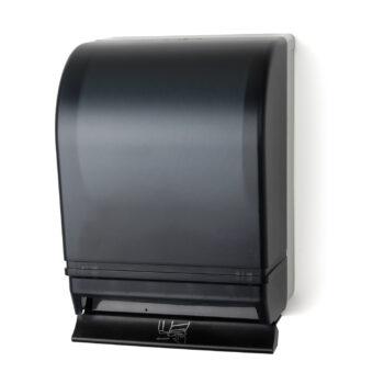 TD0215 Auto-Transfer Push Bar Roll Towel Dispenser – Metal