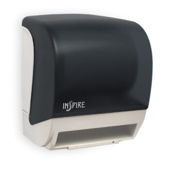 TD0235 InSpire Electronic Hands Free Roll Towel Dispenser