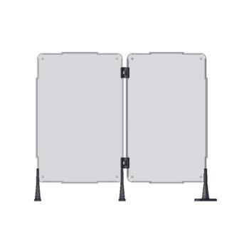 CS0507 – Sneeze Guard Panel Starter Kit