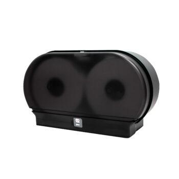RD0323 – 7.5″ Mini Twin Standard Core Tissue Dispenser