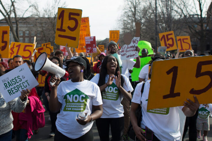 minimum wage hurts the poor