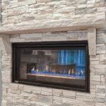 Greystone Building Company - Multi-Generational Home - Fireplace