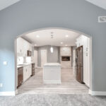 Greystone Building Company - Multi-Generational Home - Kitchen View