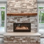 Greystone Building Company - Multi-Generational - Fireplace View