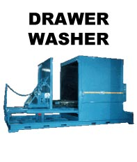 ADF Systems, Inc. DRAWER WASHER parts washer