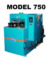 ADF Systems, Inc. MODEL 750 parts washer