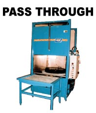 ADF Systems, Inc. PASS THROUGH parts washer