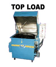 ADF Systems, Inc. TOP LOAD parts washer