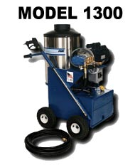 ADF Systems, Inc. Model 1300 Pressure Washer