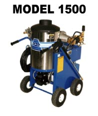 ADF Systems, Inc. Model 1500 Pressure Washer