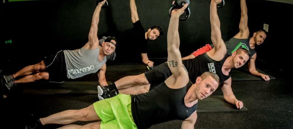 Bodytek Group Fitness Training Studio