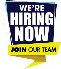 We're Hiring Now - Join Our Team!