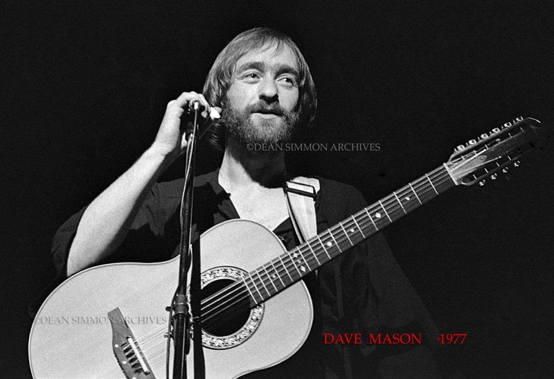 DAVE MASON #AT0075-7