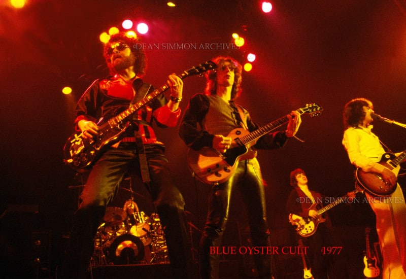BLUE OYSTER CULT #0193-AM77