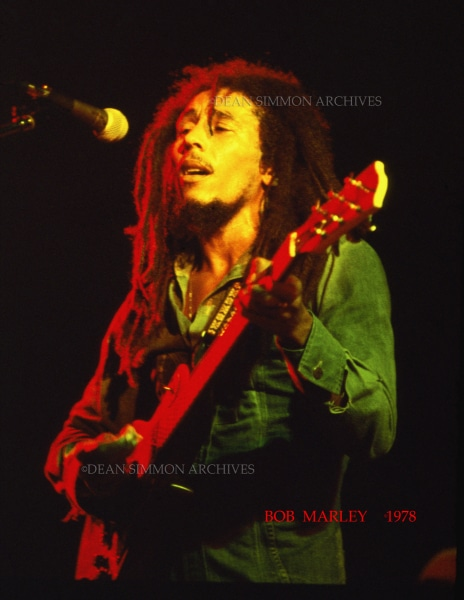 BOB MARLEY #1077-UP78