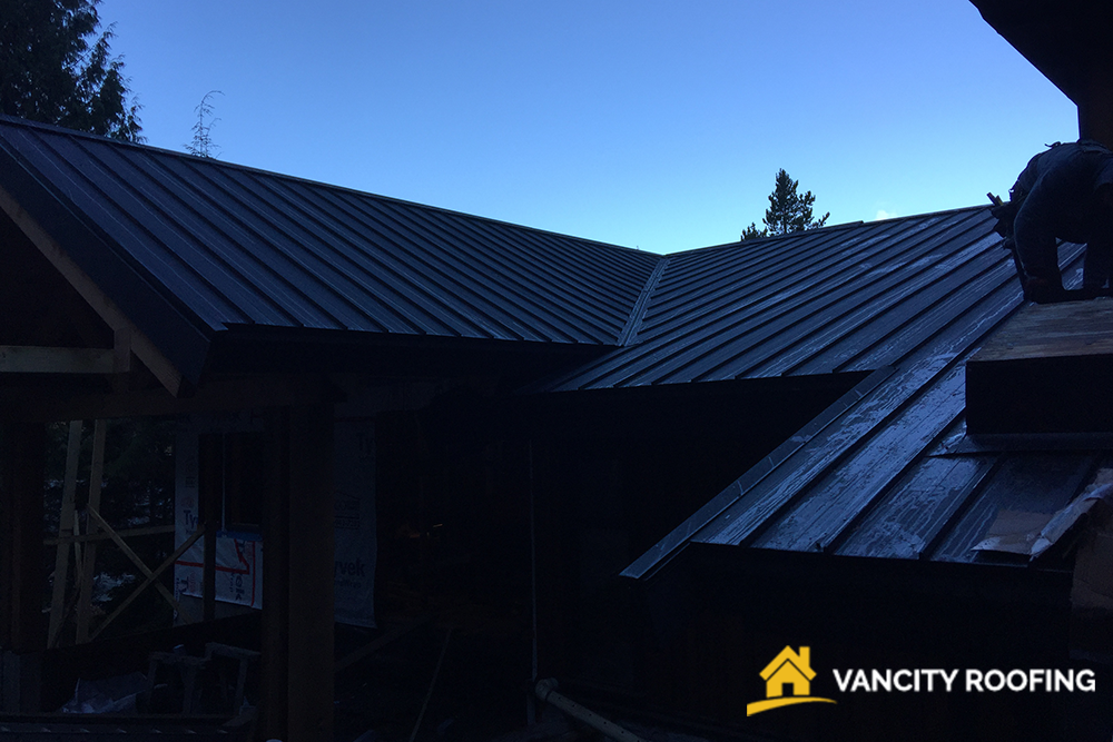 Roof Replacement in Langley City