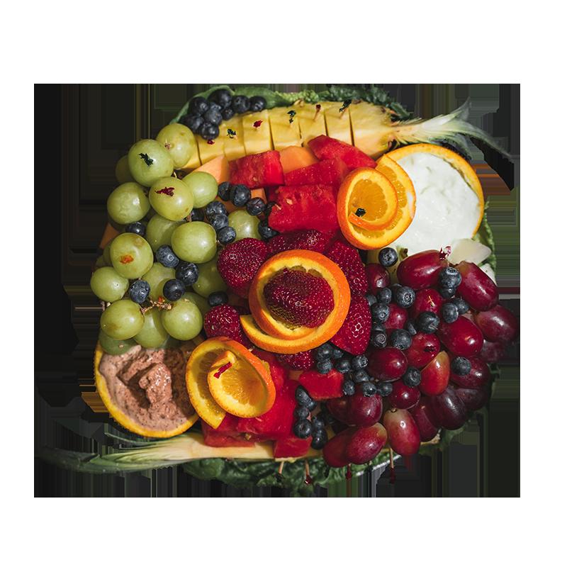 Boyars Fruit Tray